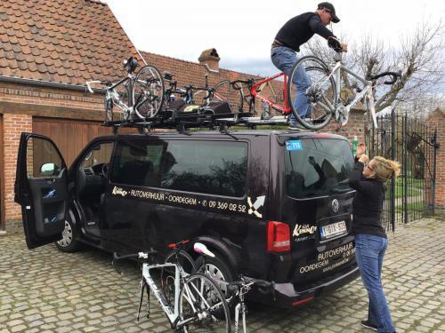 Cycling tourism